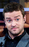 Justin Timberlake was extremely emotive during an appearance on El Hormiguero in Madrid.