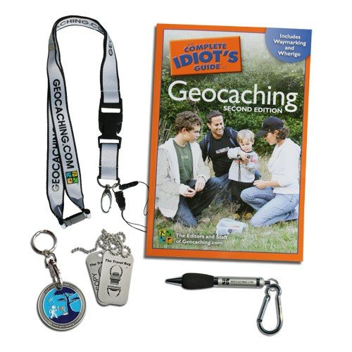 Guide to Geocaching Starter Kit ($35)