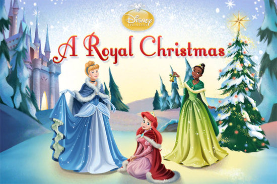Disney Princess: A Royal Christmas ($5)