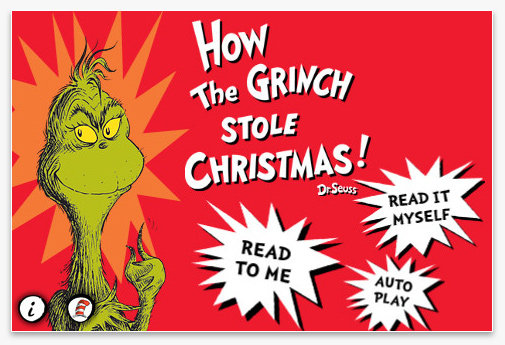 How the Grinch Stole Christmas! ($5)