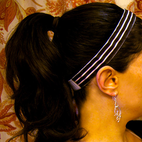 DIY Fit Gift: Workout Headband That Stays Put