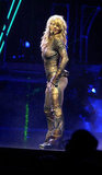 Britney Spears put on a show in Atlanta in December 2001.