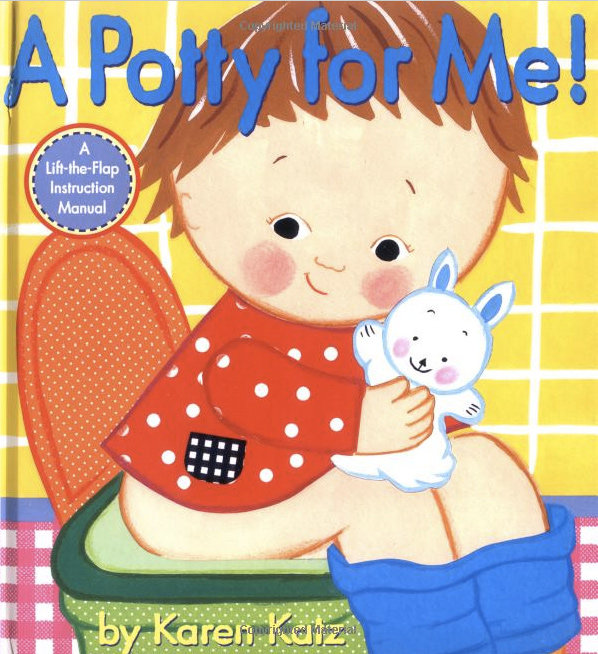 A Potty Book For Baby!