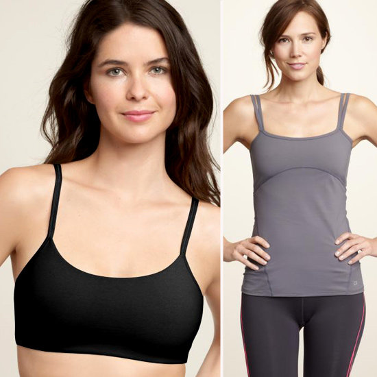 Low Intensity Sports Bras