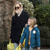 Kate Hudson With Ryder in London Pictures