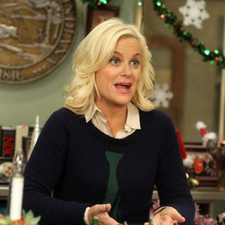 Parks and Recreation Christmas Episode Pictures