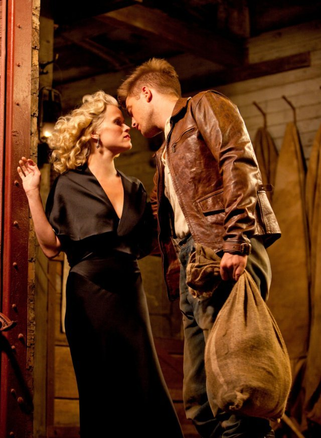 Marlena and Jacob, Water For Elephants