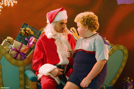 Billy Bob Thornton, Bad Santa