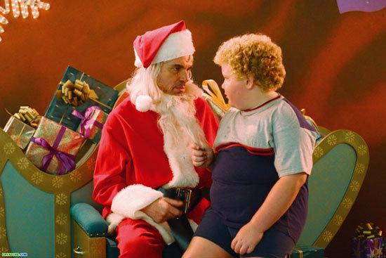 Billy Bob Thornton, Bad Santa