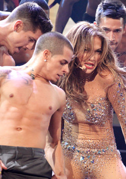 J Lo Dates Her Dancer