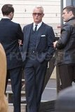 John Slattery in a suit for Mad Men.