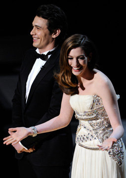 Anne and James's Oscars