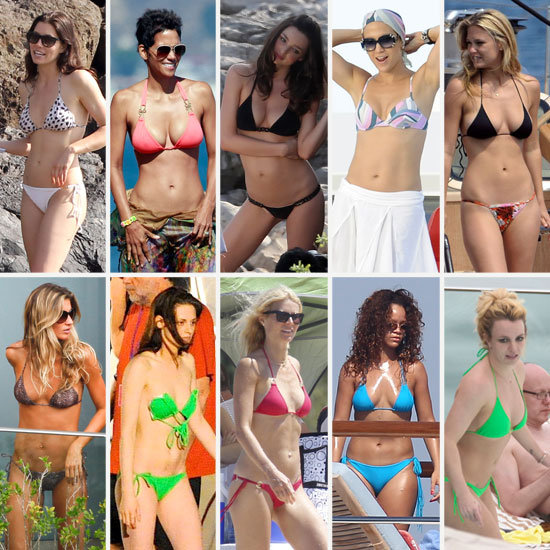 Favorite celebrity bikini body of 2011 poll popsugar celebrity