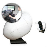 OVO-4 home flight simulator ($56,000)