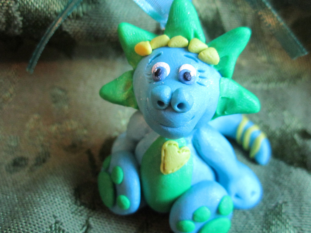 Dinosaur Kid's Christmas Tree Ornament ($8)