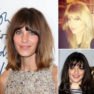 The Wispy Bang Trend: Which Look Is Your Favorite?