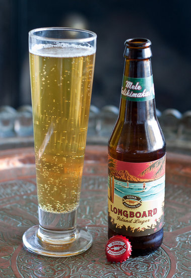 Kona Brewing Co. Longboard Island Lager