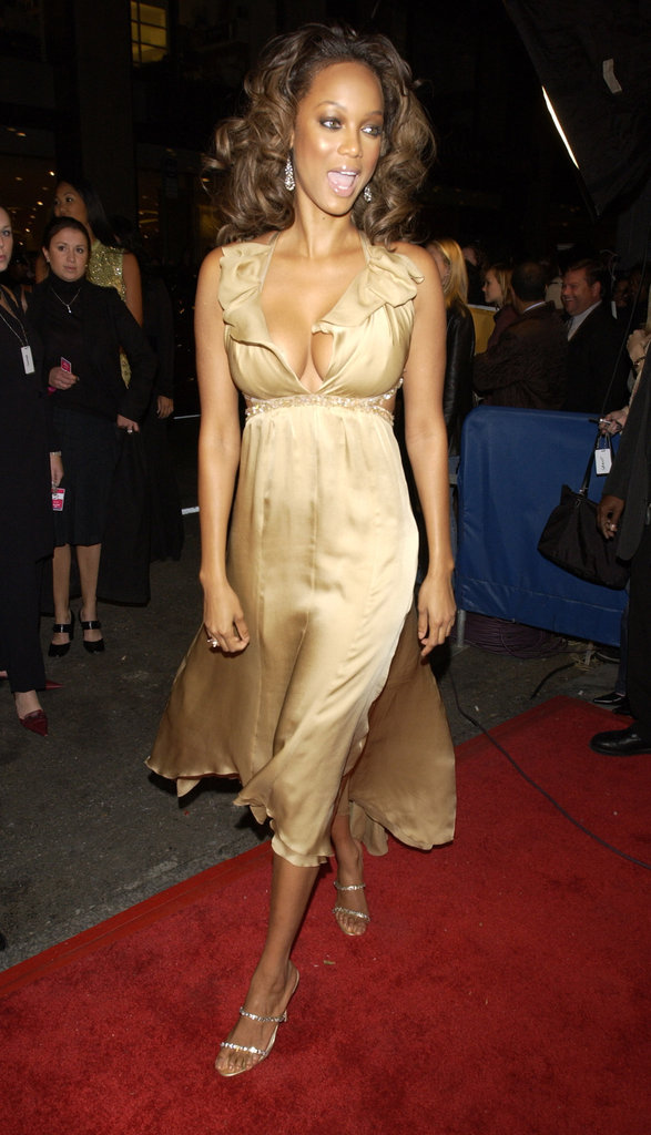 Happy Birthday, Tyra Banks!