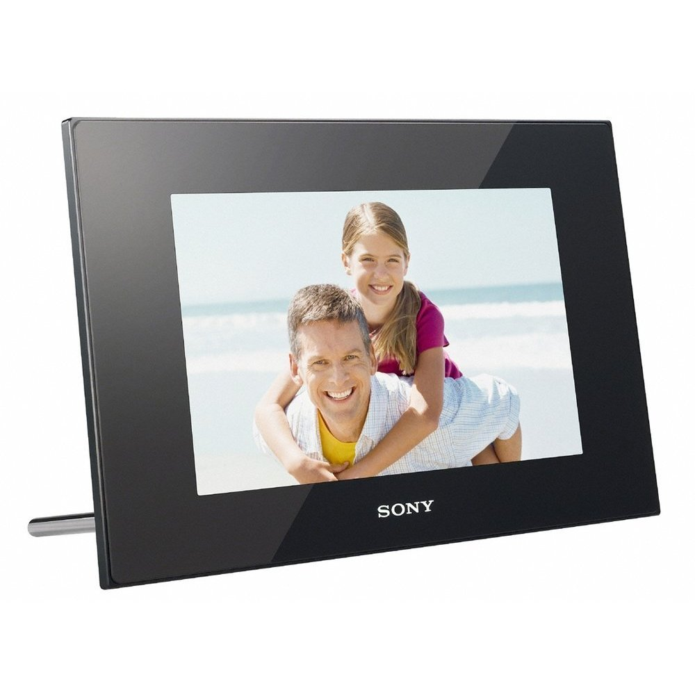 Sony 9-Inch LED Backlit Digital Photo Frame ($80)