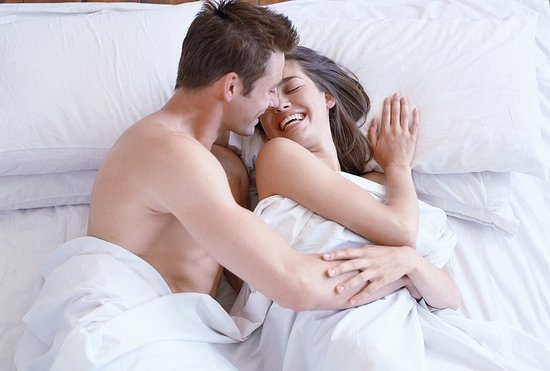 Men Like Cuddling More Than Sex