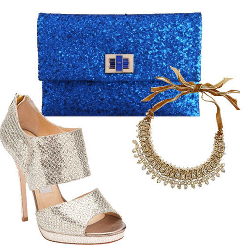 Best Shiny Glitter Holiday Accessories 2011