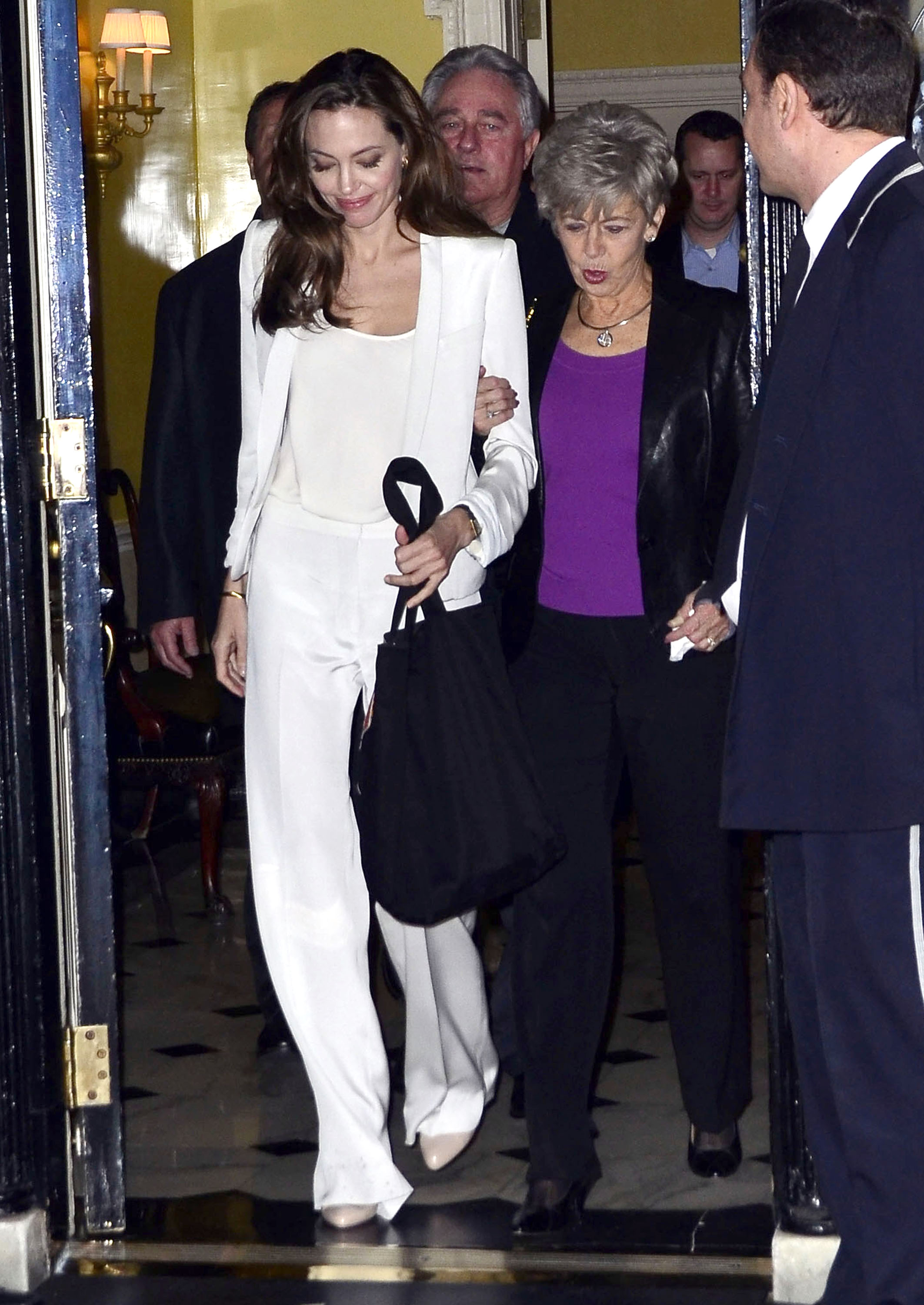 Jane Pitt and Angelina...