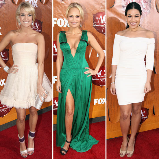Carrie Underwood Gets the American Country Awards Going With Kristin and Jordan