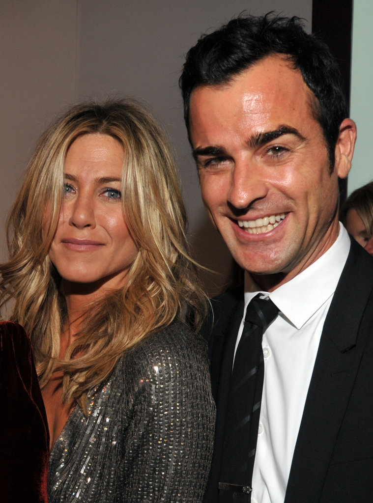 The happy couple posed for photos at Elle's 18th Annual Women in Hollywood Tribute in October 2011.