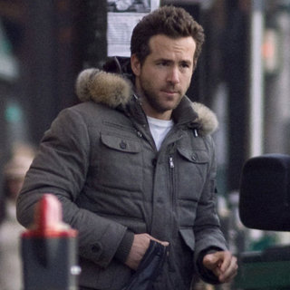Ryan Reynolds and Blake Lively at Train Station Pictures