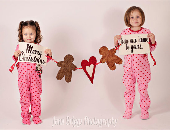Christmas Banner Photo Prop ($45)