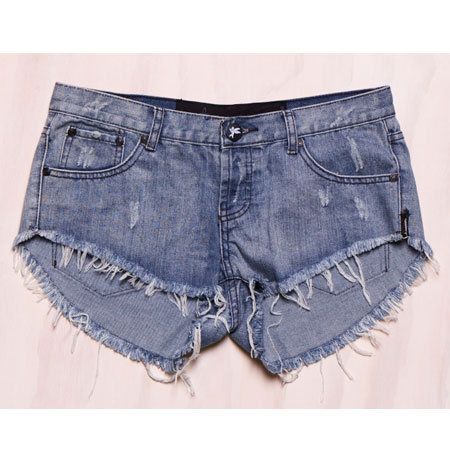 Bonitas Denim Cut-Off Shorts