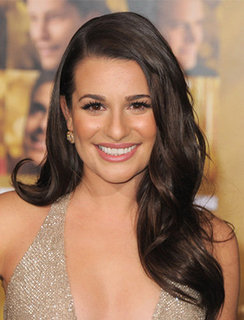 How to Get Lea Michele's Wavy Hairstyle