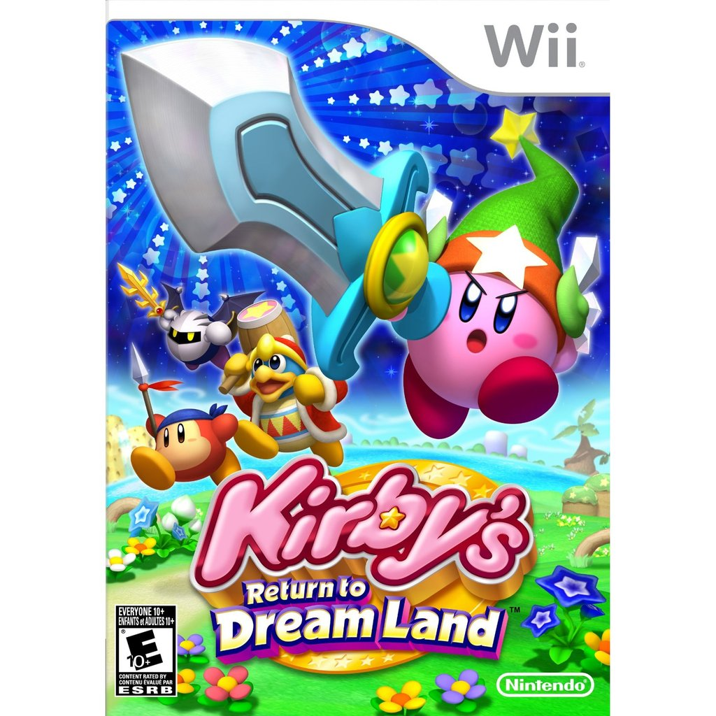 Kirby's Return to Dreamland ($50)
