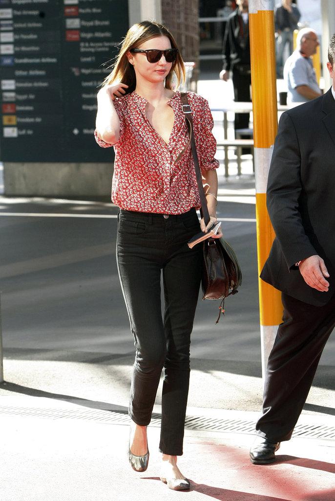 Miranda Kerr Style Profile