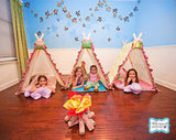 Girlie Fabric Tents