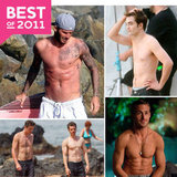 The 40 Best Shirtless Moments of 2011!