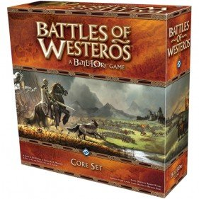 Battles of Westeros Board Game ($80)