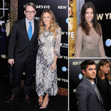 SJP, Jessica Biel, and Zac Efron Spread Holiday and NYE Cheer in NYC