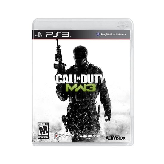 Call of Duty: Modern Warfare 3 ($60)