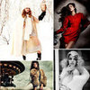 Holiday Inspired Editorials Winter 2011