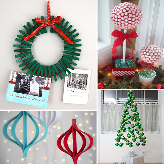 DIY Christmas Decorations Kids