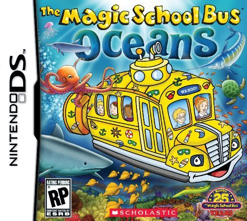 The Magic School Bus: Oceans (Nintendo DS)