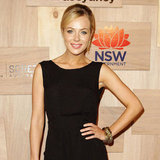 Jessica Marais Talks About Being Pregnant and Working