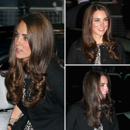Make Like Kate Middleton and Rock Glossy Locks
