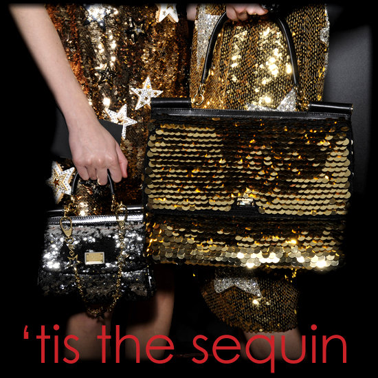 Shine On With This Season's Gorgeous Sequins