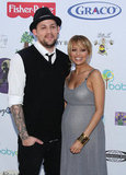 Nicole Richie and Joel Madden got together for a charity event in LA in December 2007.
