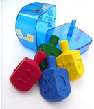 Hanukkah Crayons ($5)
