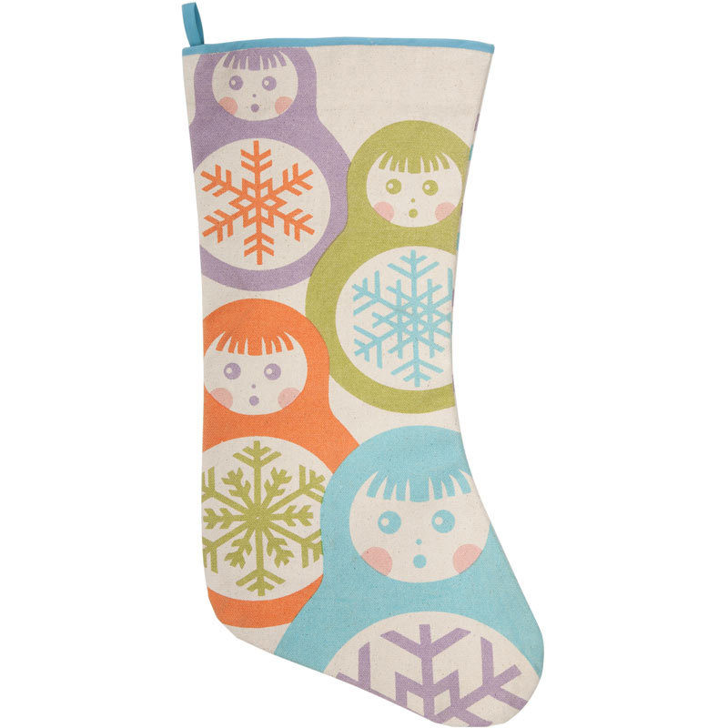Matryoska Stocking ($24)