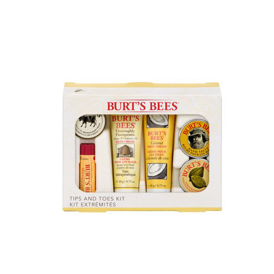 Burt's Bees Tips & Toes Kit, $24.95