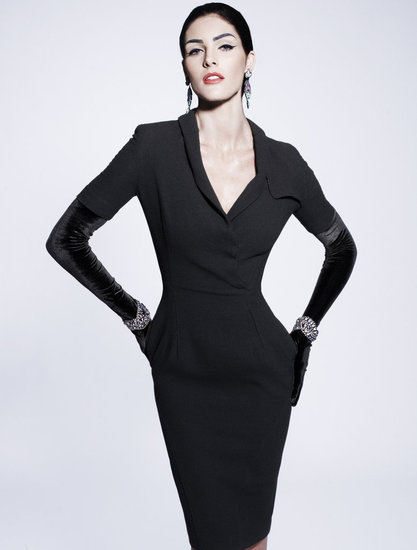 Zac Posen Pre-Fall 2012